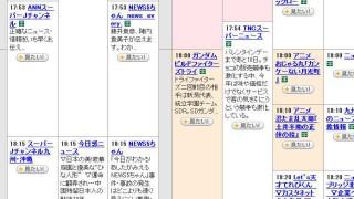 夕方6時のニュースは福岡ローカルの割合多し