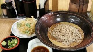 ウエストでそばを食べてみた@天神昭和通り店