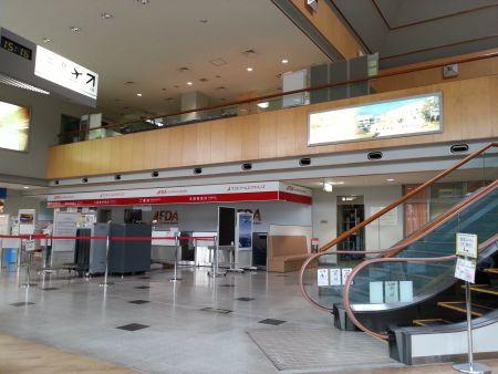 松本空港FDA