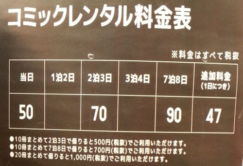 tsutaya%e3%83%ac%e3%83%b3%e3%82%bf%e3%83%ab%e3%82%b3%e3%83%9f%e3%83%83%e3%82%af%e6%96%99%e9%87%91
