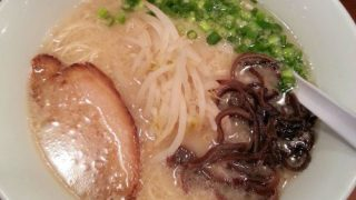 「ばりきや」札幌駅前店。札幌でとんこつが食べたい時