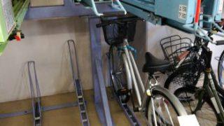 自転車を札幌駅の駐輪場に預けてきました